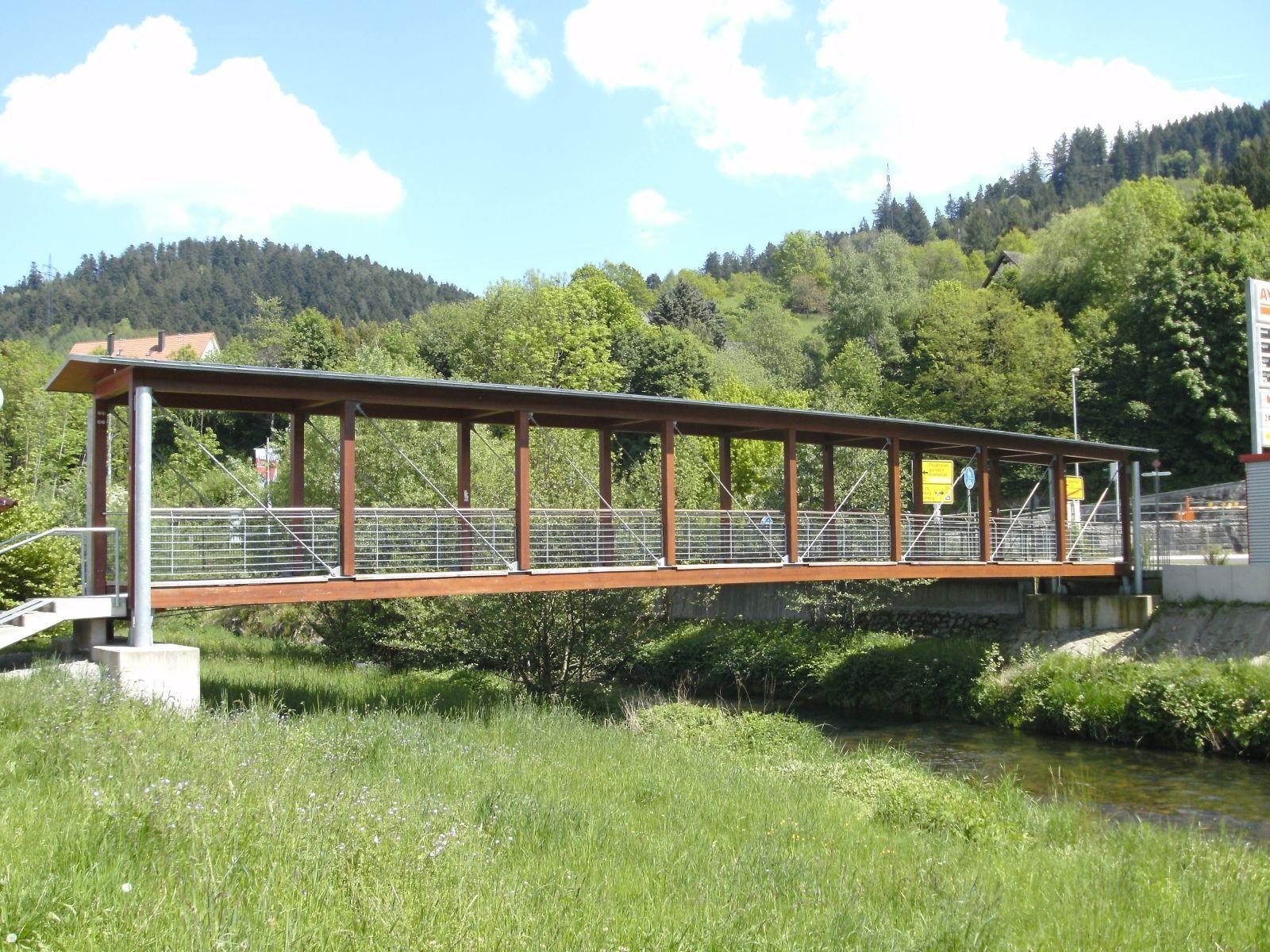 Brücken über die Kinzig
