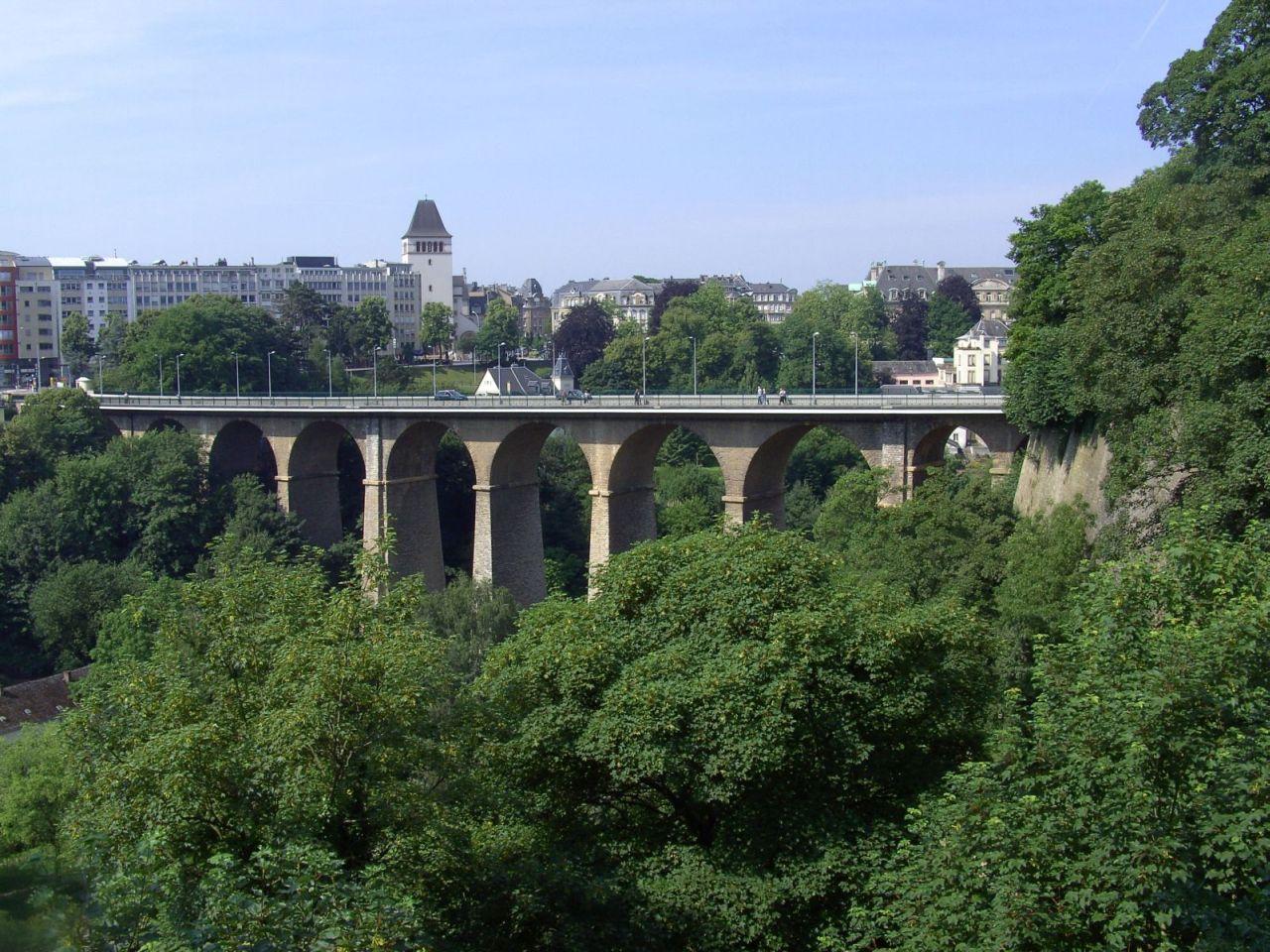 Brücken in Luxemburg