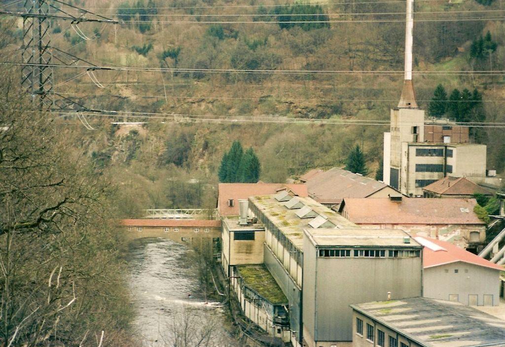 Papierfabrik Gernsbach
