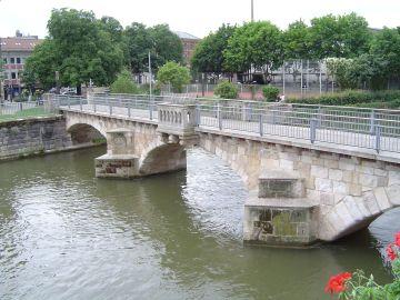 Alte Agnesbrücke
