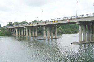 2. Division DB, Pont de la