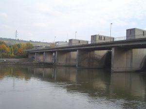 Hedelfinger Wehr- und Schleusenbrücke